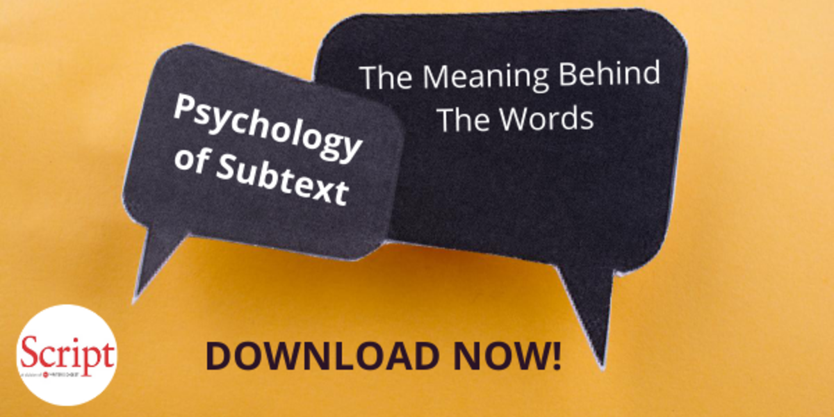 Psychology of Subtext