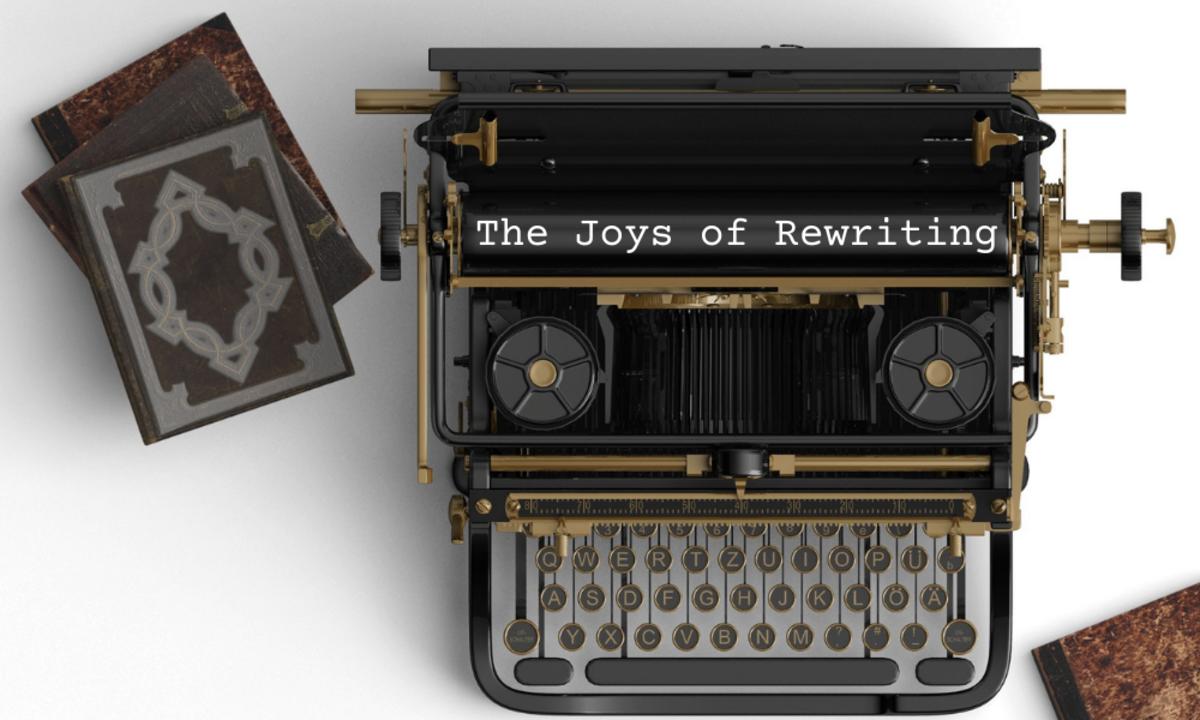 The Joys of Rewriting