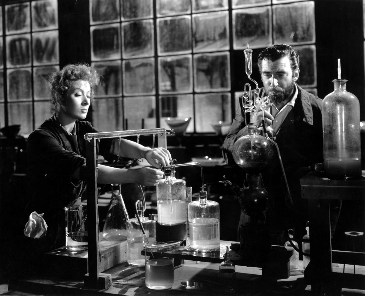 Madame Curie 1943