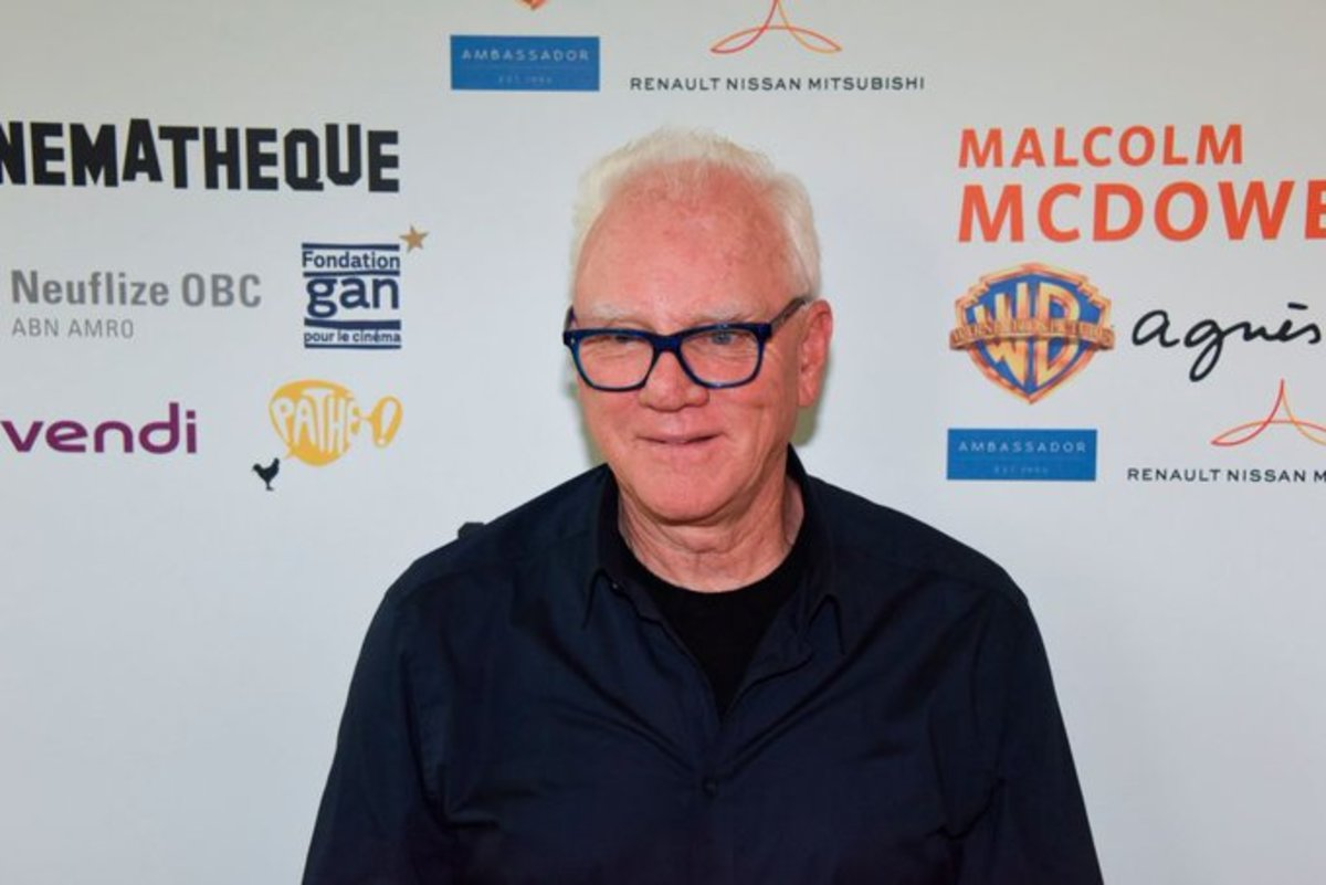 """Malcolm McDowell is set to star in the Casadei's project, """"The Benefactor"""""""