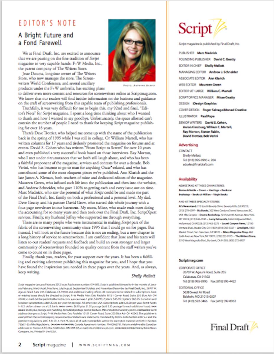 shelly mellot final editor letter