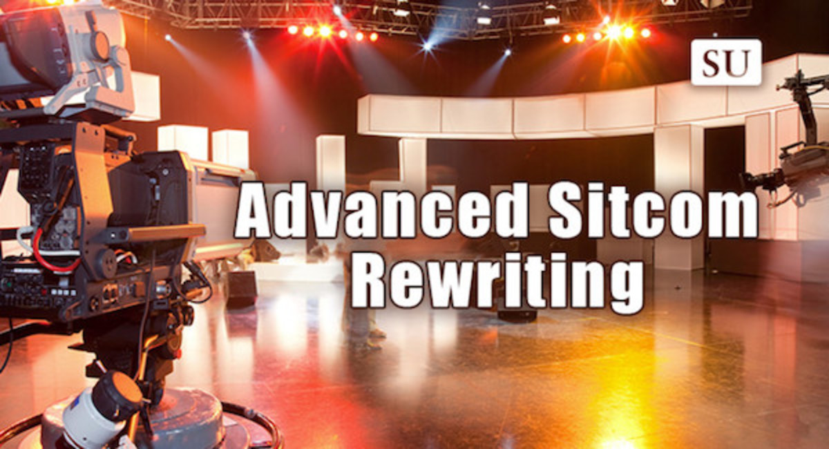 In Advanced Sitcom Rewriting, an established screenwriter will look over your ENTIRE screenplay and give you tips on how to polish it. Whether you are writing a spec script or an original pilot, this workshop offers you tools to polish up your script for eyes in Hollywood!