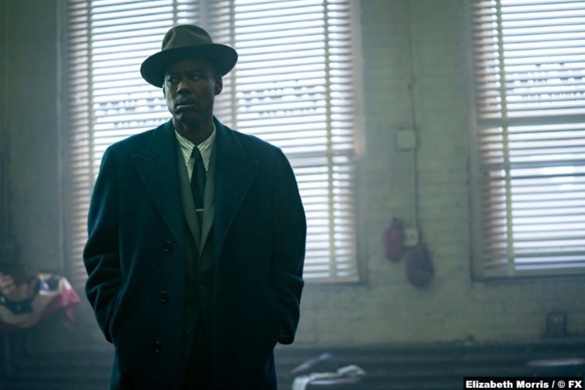 "Chris Rock, playing Loy Cannon, in ""Fargo"" season 4."