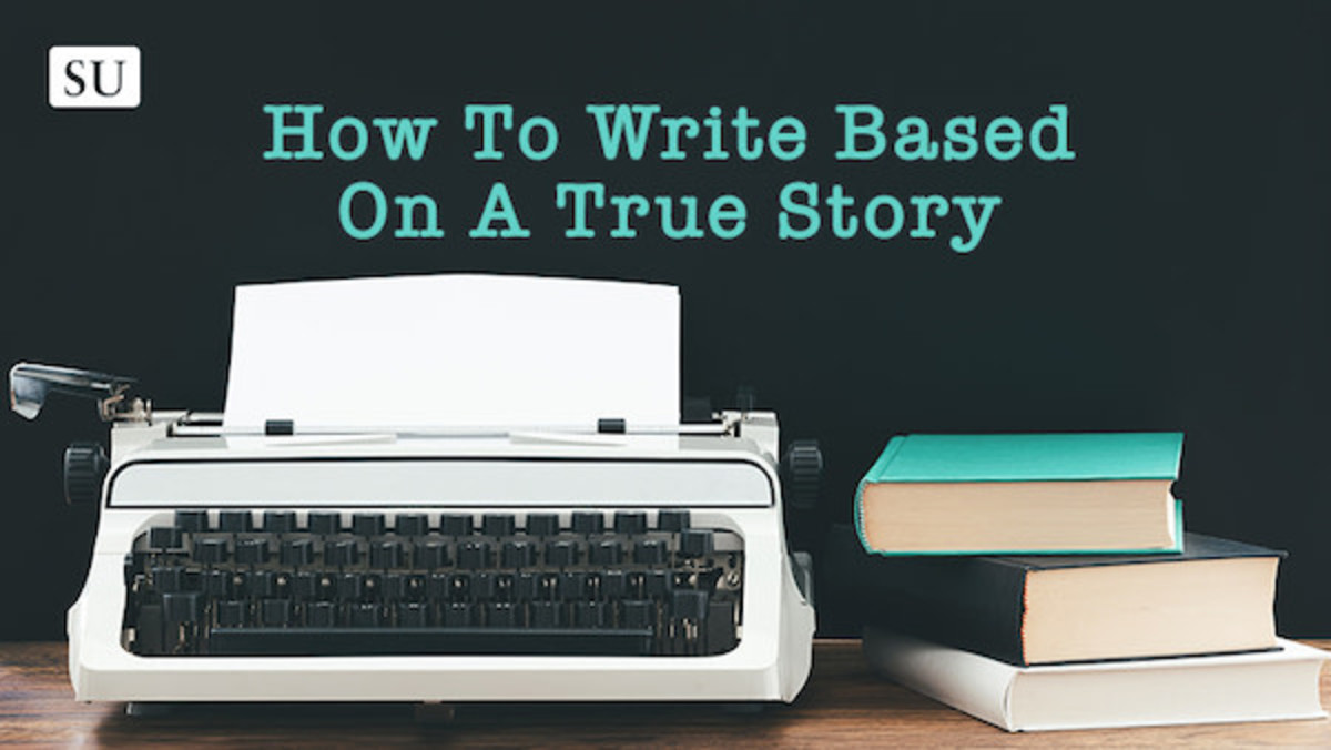 how to write based on a true story
