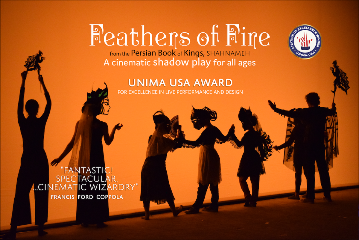 feathers of fire