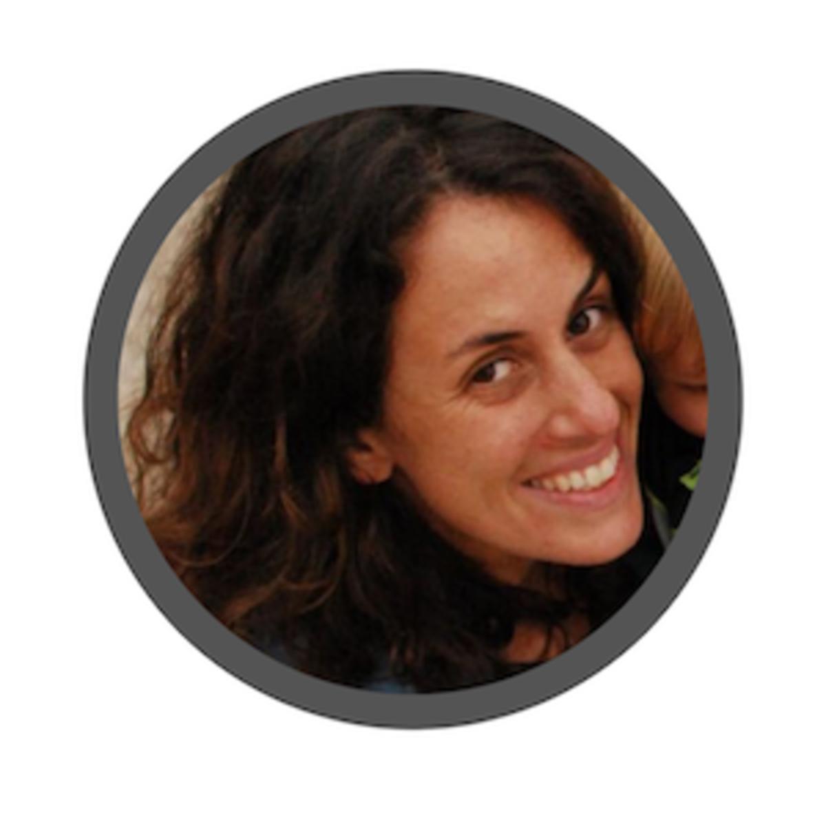 Shoshana Rosenbaum-Script2021 Author