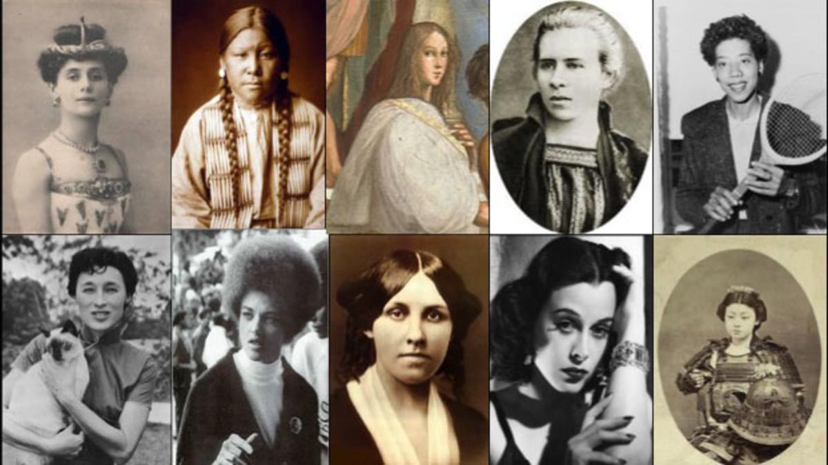 Herstorical Women, 365 Women A Year