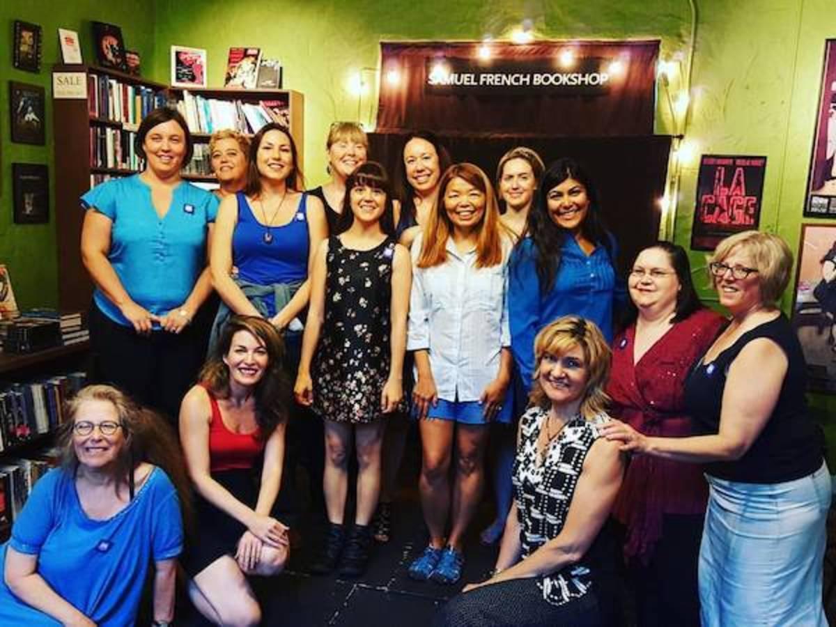 365 Women A Year, LA Festival