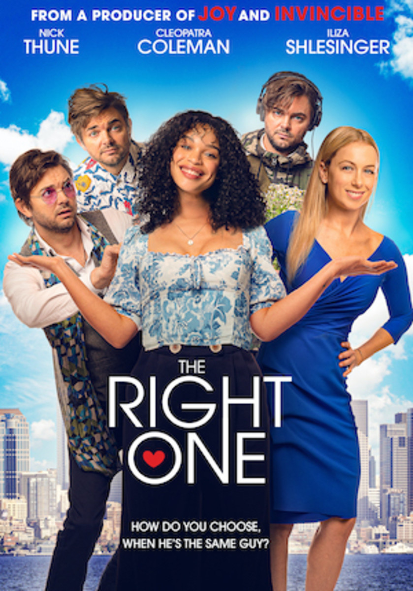 The Right One Poster, Courtesy of Lionsgate Movies