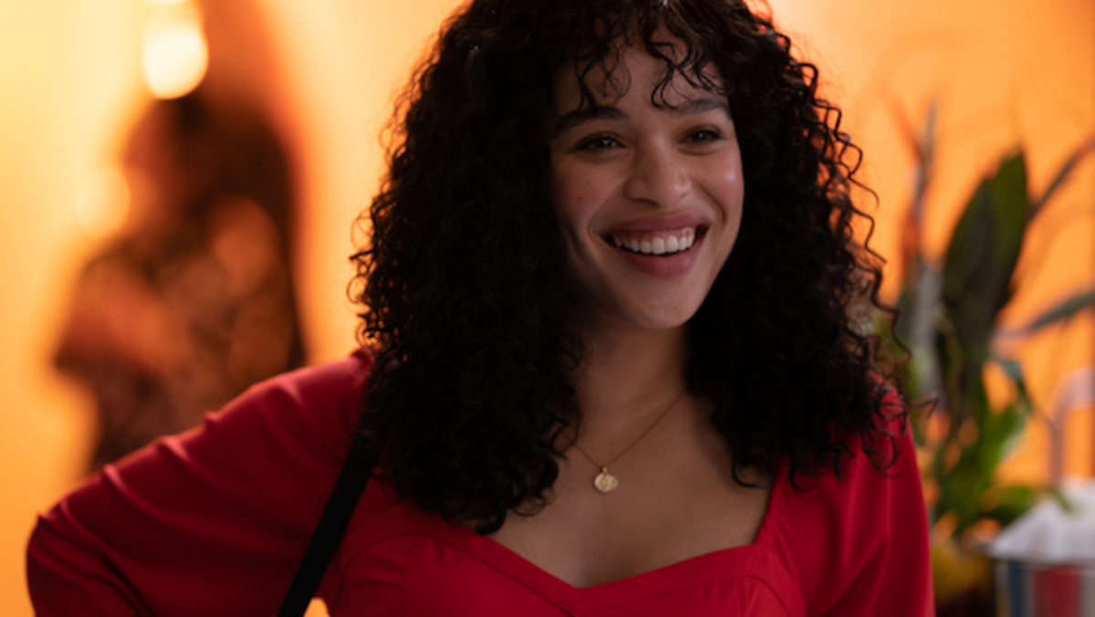 Cleopatra Coleman as Sara, Courtesy of Lionsgate Movies
