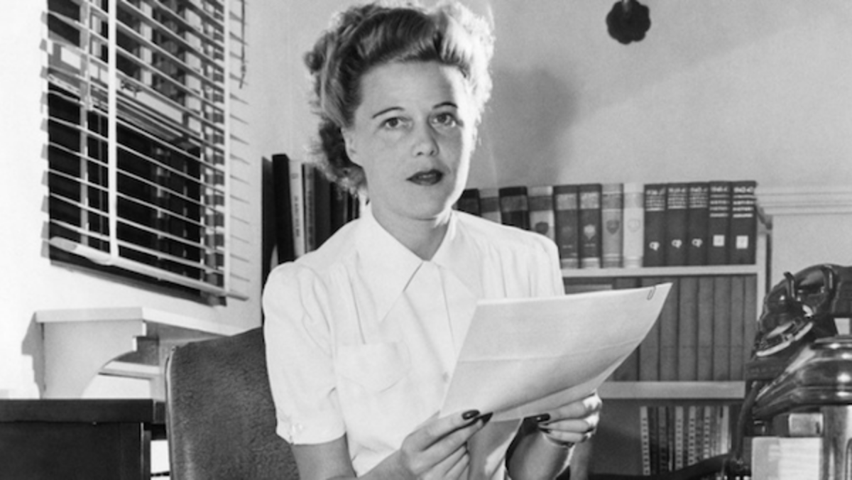 Joan Harrison