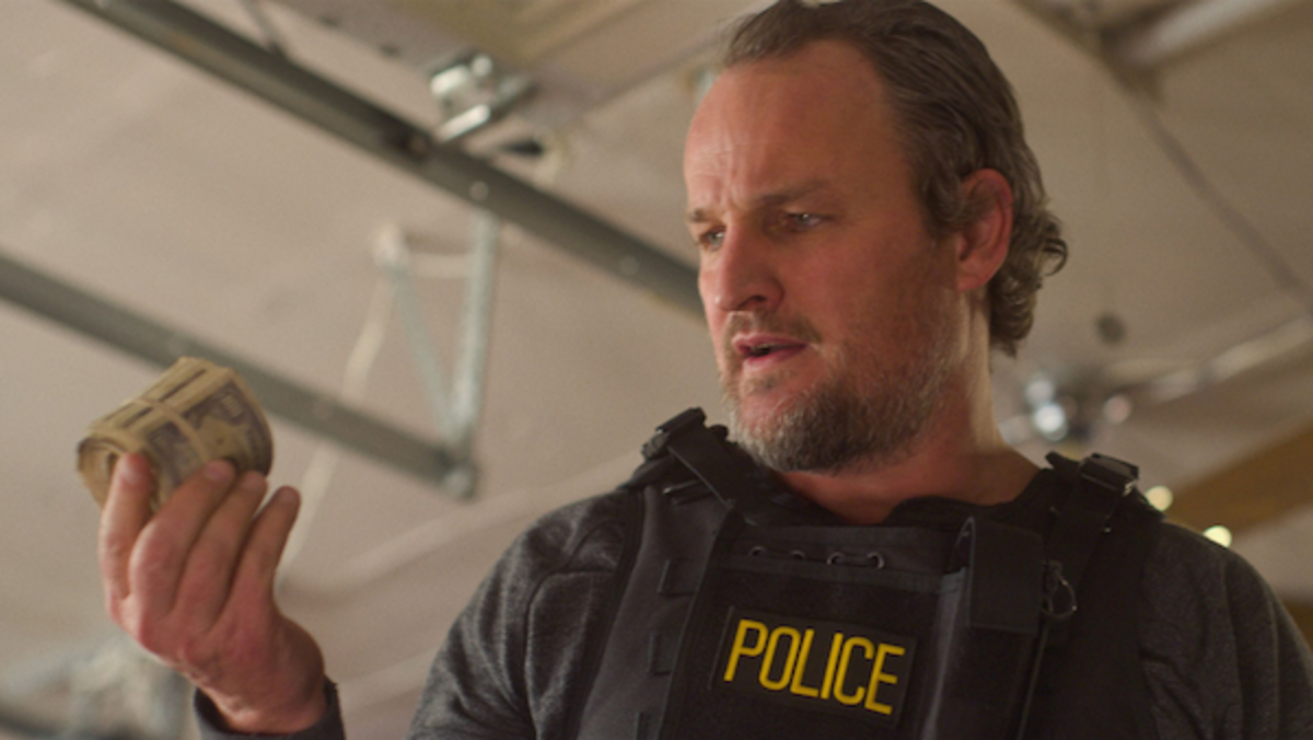 Jason Clarke as Rick Bowden in the crime thriller film, SILK ROAD, A Lionsgate release. Photo courtesy of Lionsgate.