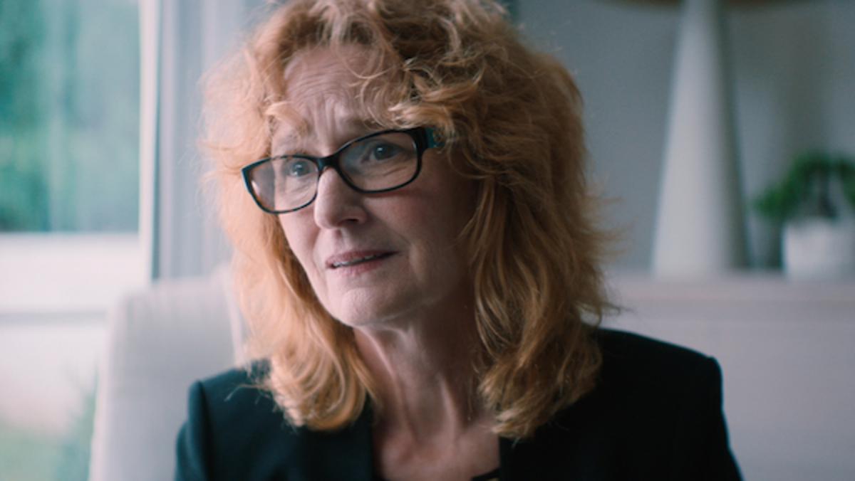 Melissa Leo as Dr. White in the thriller BODY BROKERS, a Vertical Entertainment release. Photo courtesy of Vertical Entertainment.