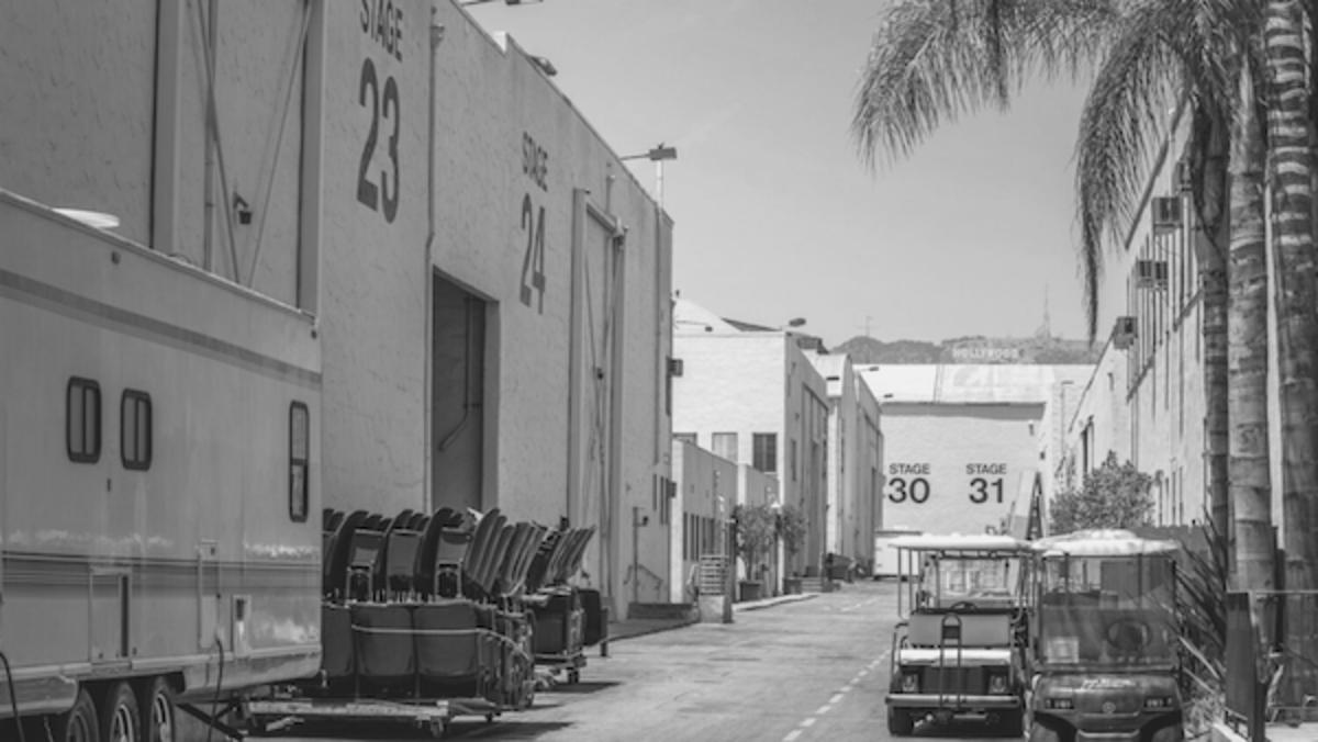 Paramount Studios, Courtesy of Christian Joudrey