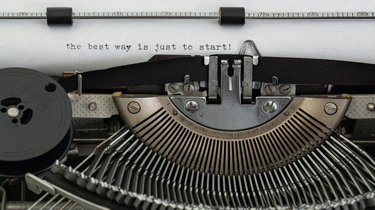 Typewriter_JustStartWriting