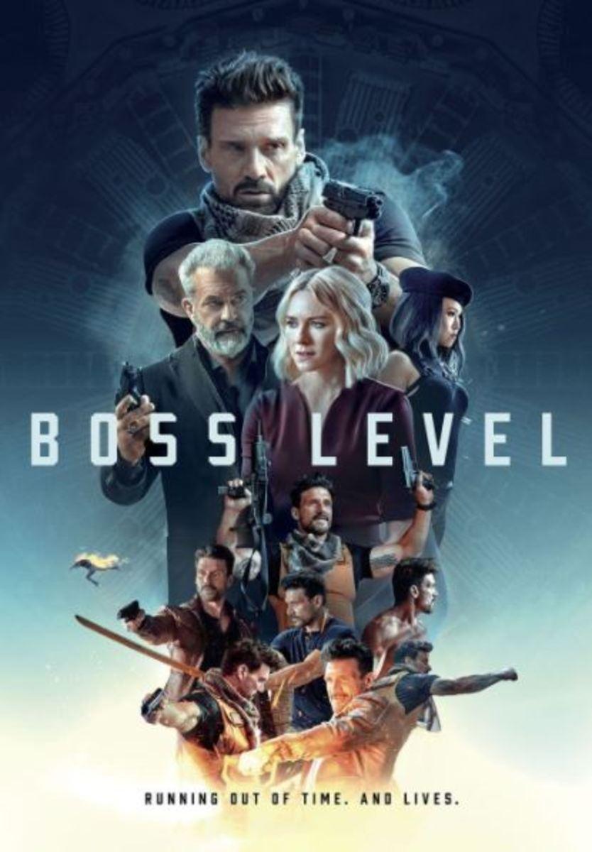Boss Level, Hulu