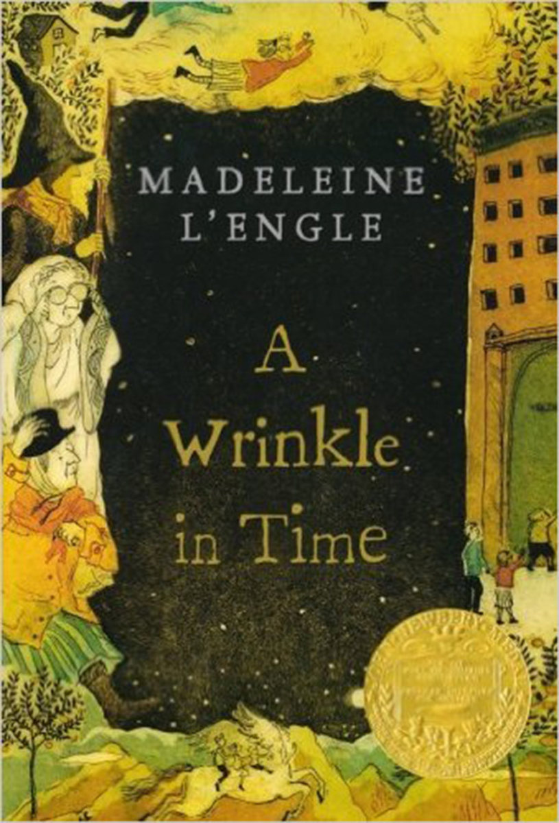 A Wrinkle in Time, Madeline L'Engle