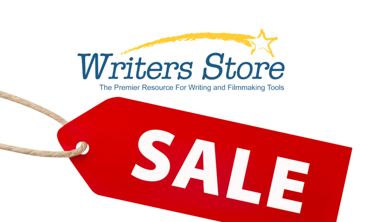 writers store sale