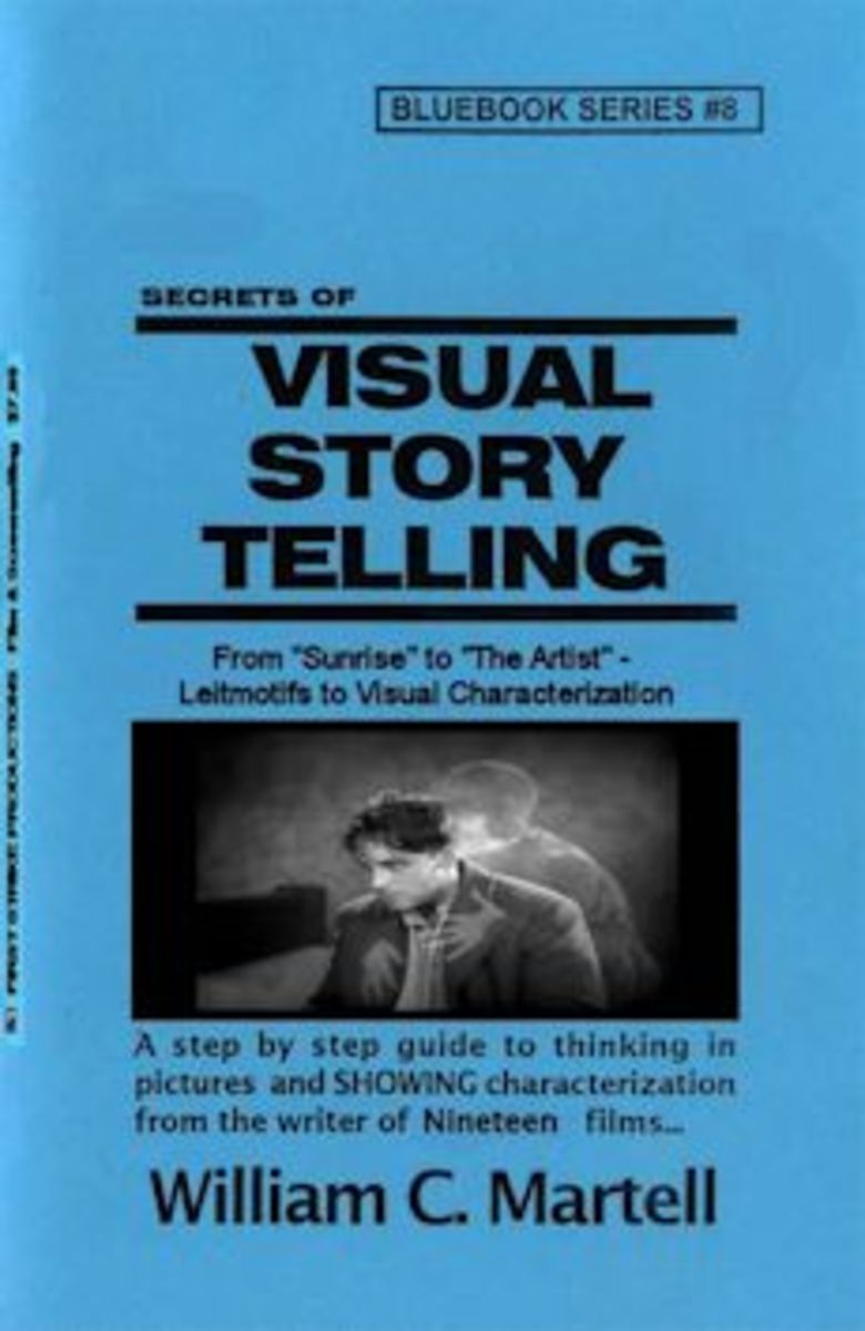 Visual Storytelling Blue Book for more techniques!