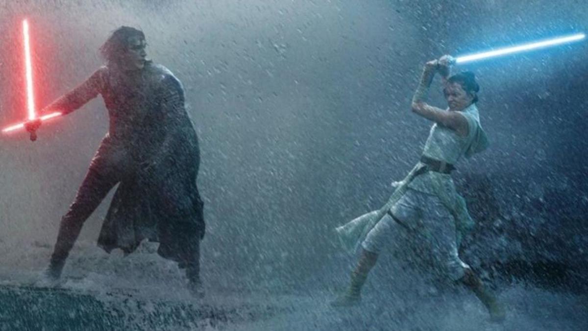 Star Wars- The Rise of Skywalker understanding screenwriting