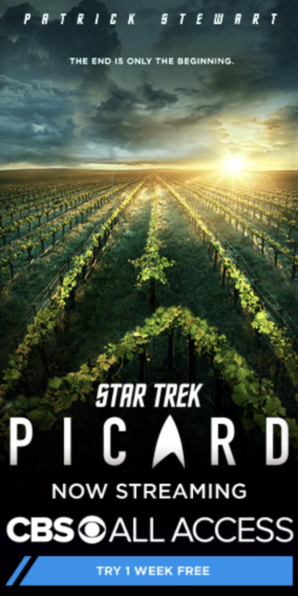 CBS' Binge-worthy SciFi: Picard