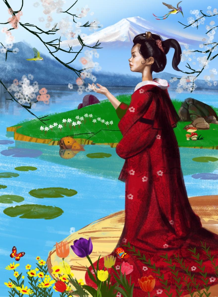 Fuyuko: Advisor to the Shogun, Tokugawa Japan, 1603 (illustrated)