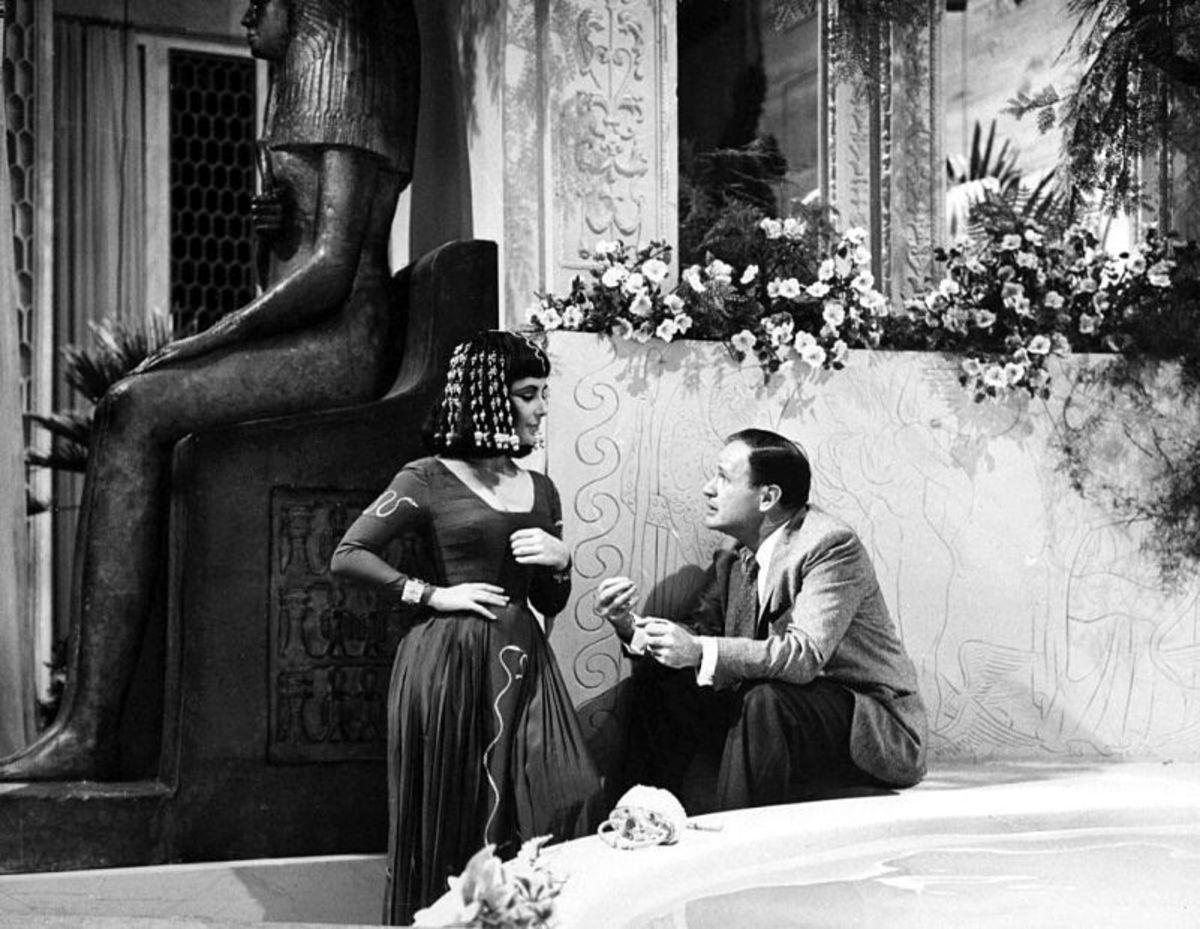 1963 - Cleopatra - Elizabeth Taylor, Joseph L. Mankiewicz