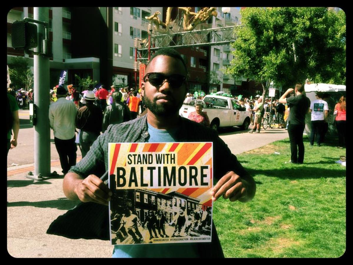 Charles Ray Hamilton Baltimore