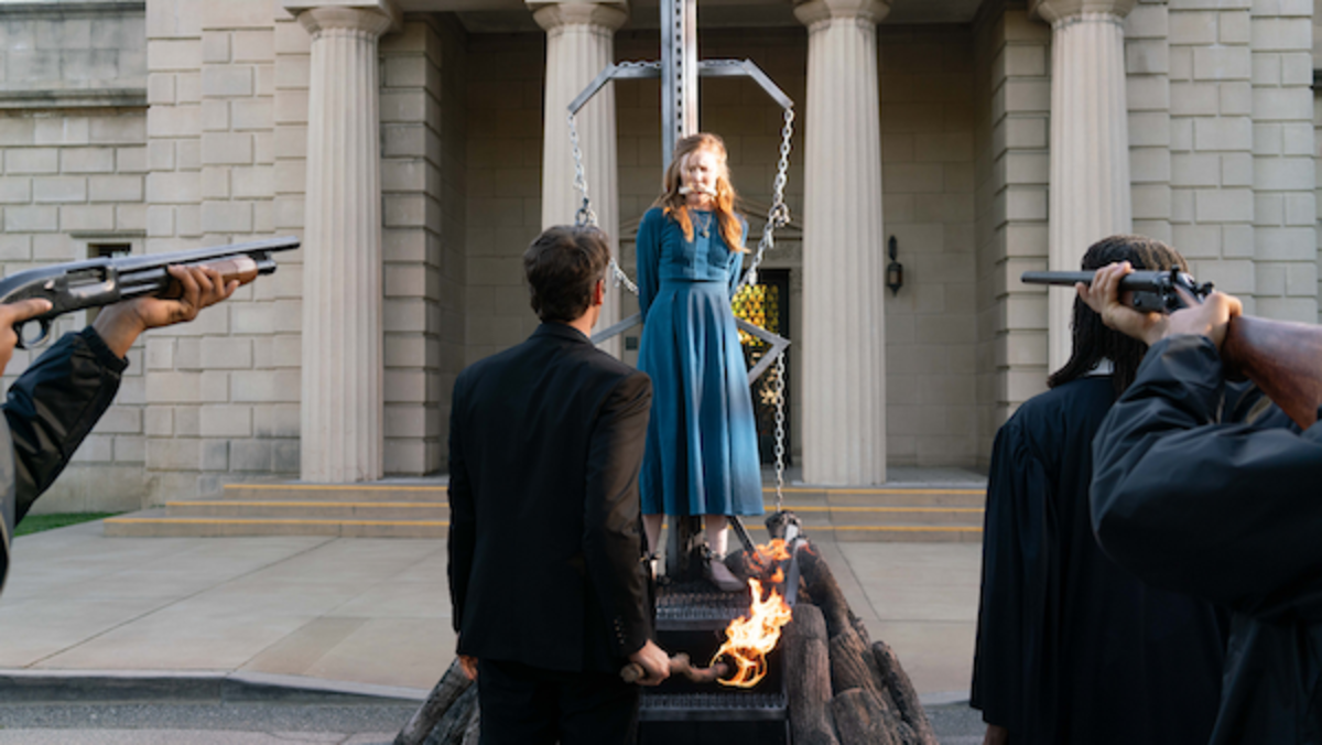 WITCH HUNT, a Momentum Pictures release. Photo courtesy of Momentum Pictures.