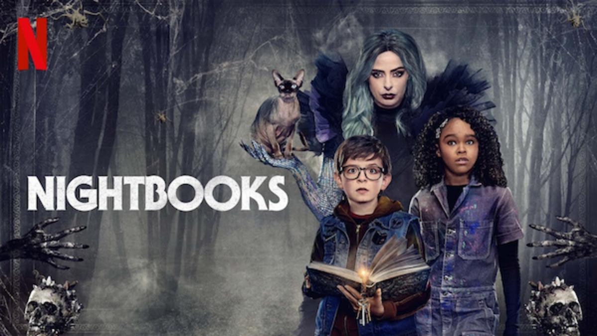 Nightbooks, Netflix.