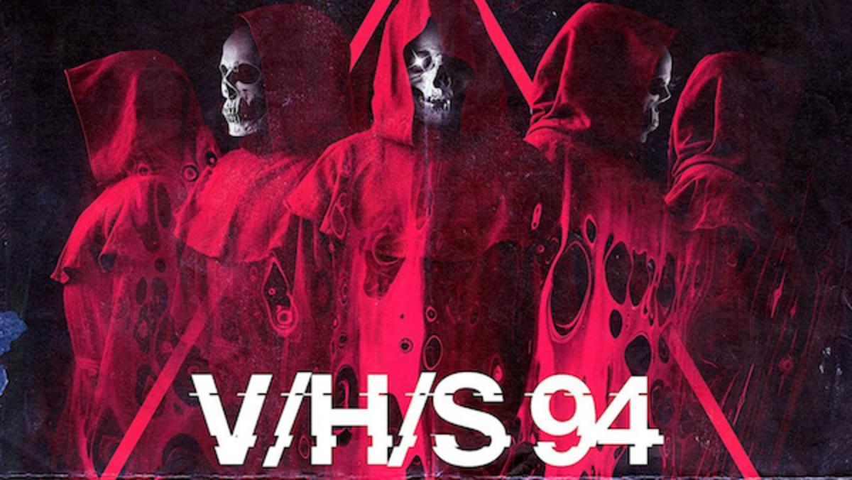 V/H/S 94 Poster design by Creepy Duck Design