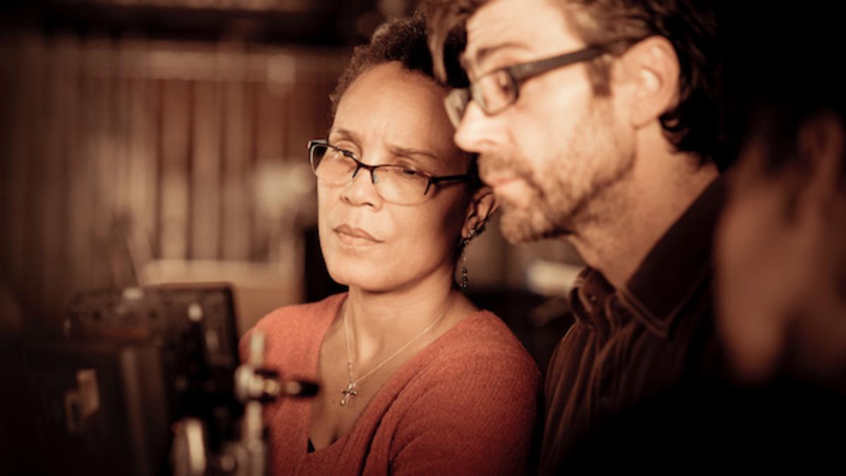 [L-R]DocumentariansTracy Heather Strain and Randall MacLowry