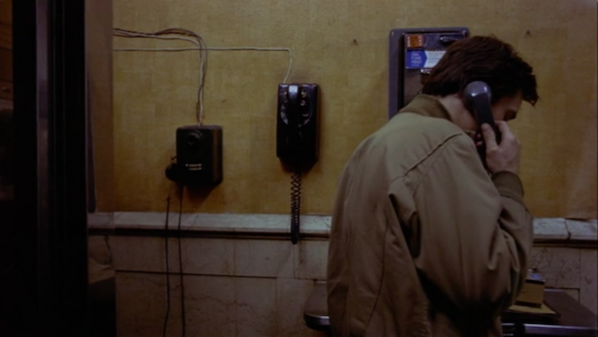 Taxi Driver, Columbia Pictures