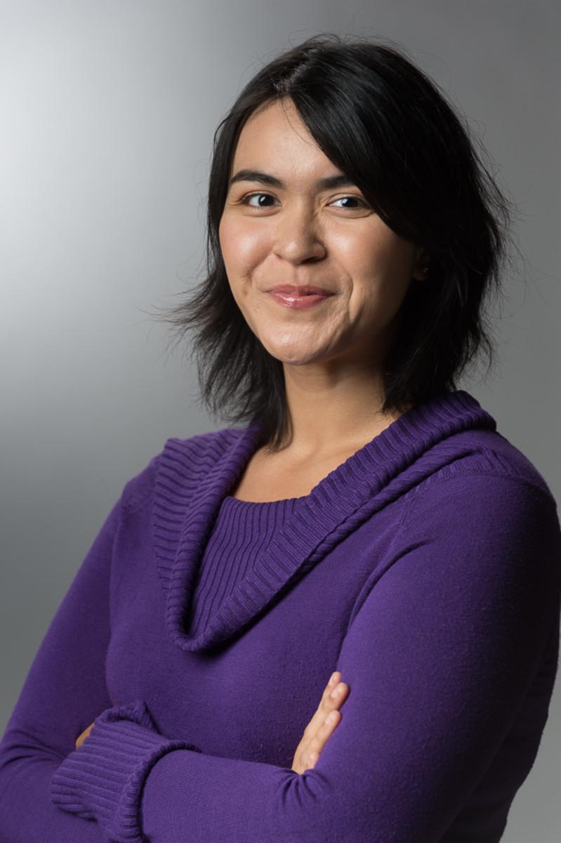 Amanda L. Andrei, Photo by Michael Palma