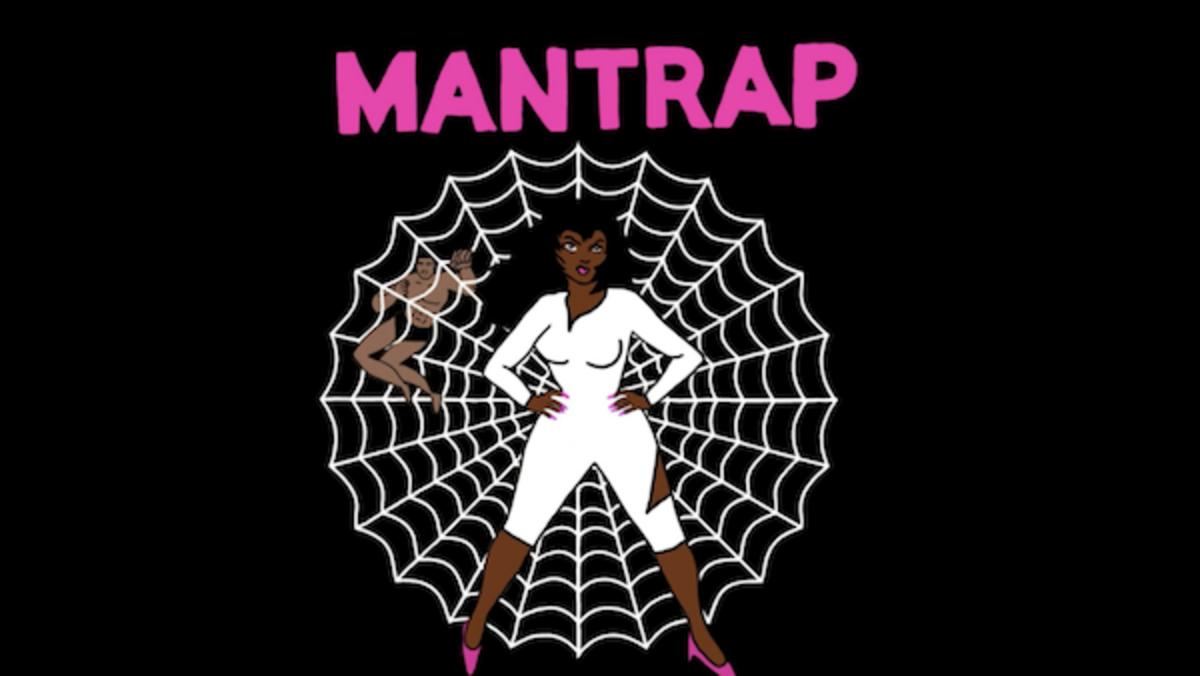 MANTRAP Artwork by Adele Free Pham
