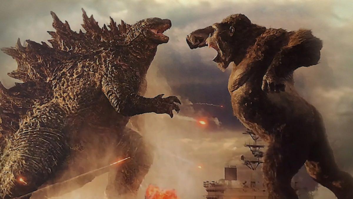 Godzilla vs. Kong, Warner Bros.