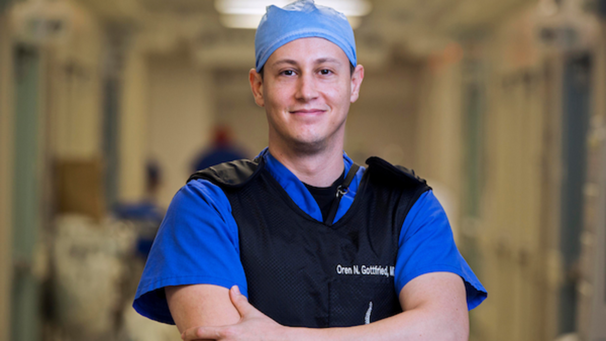 Dr. Oren Gottfried