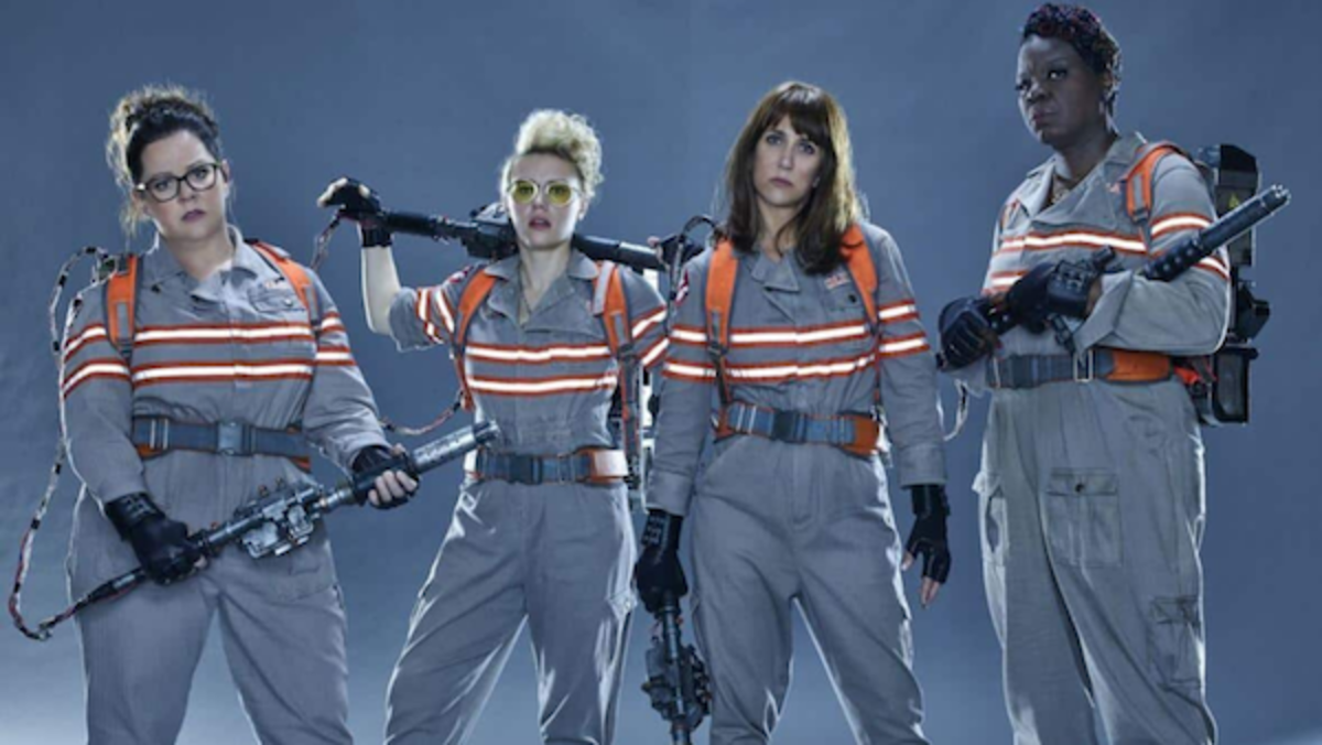 Ghostbusters (2016). Columbia Pictures.