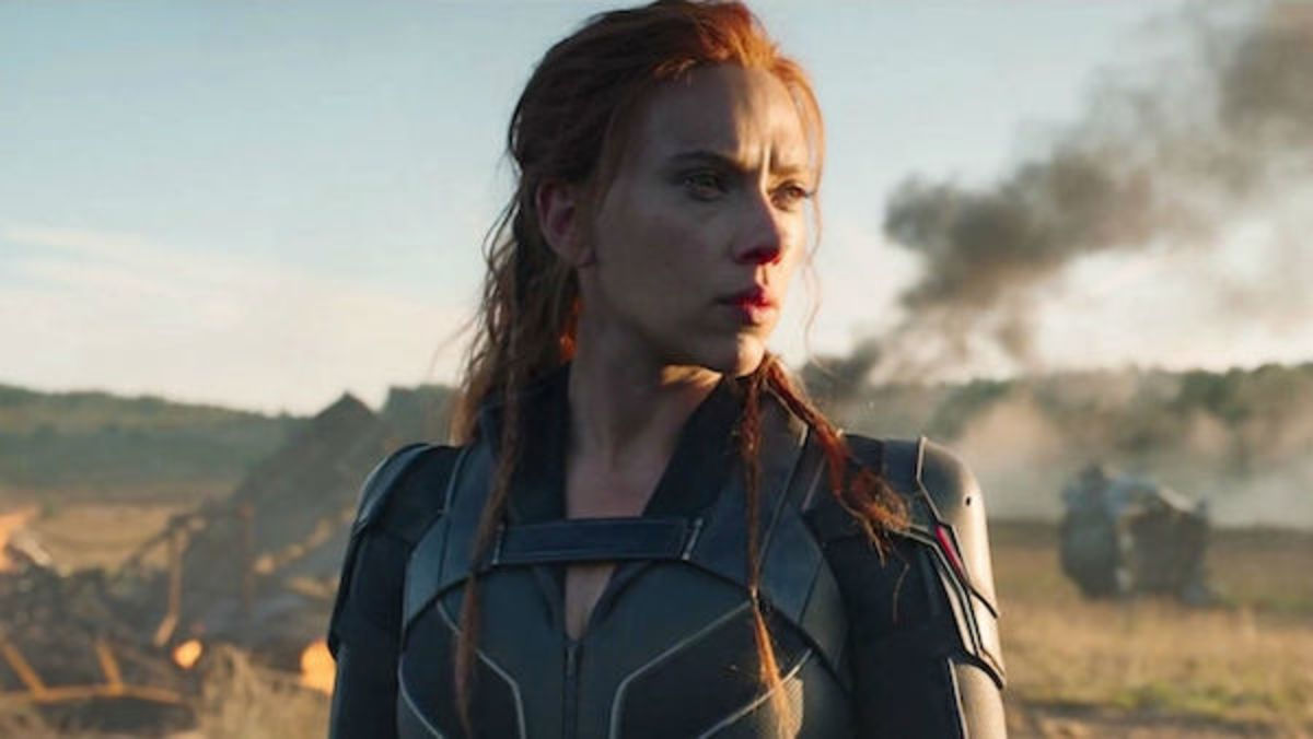 Black Widow, Marvel Studios.