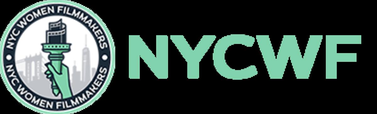NYC Women Filmmakers NYCWF _ Horizontal Logo 400x121