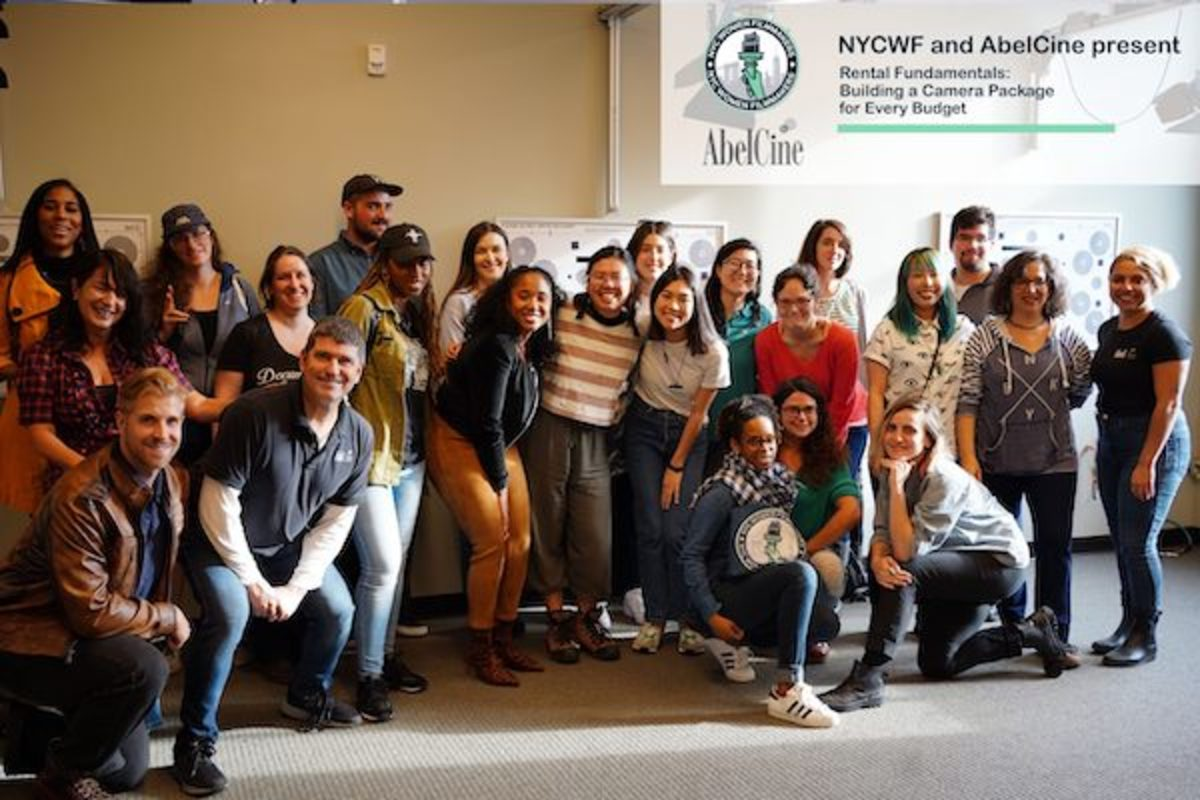 Friendship and Fun in the NYC Women Filmmaker Film Group