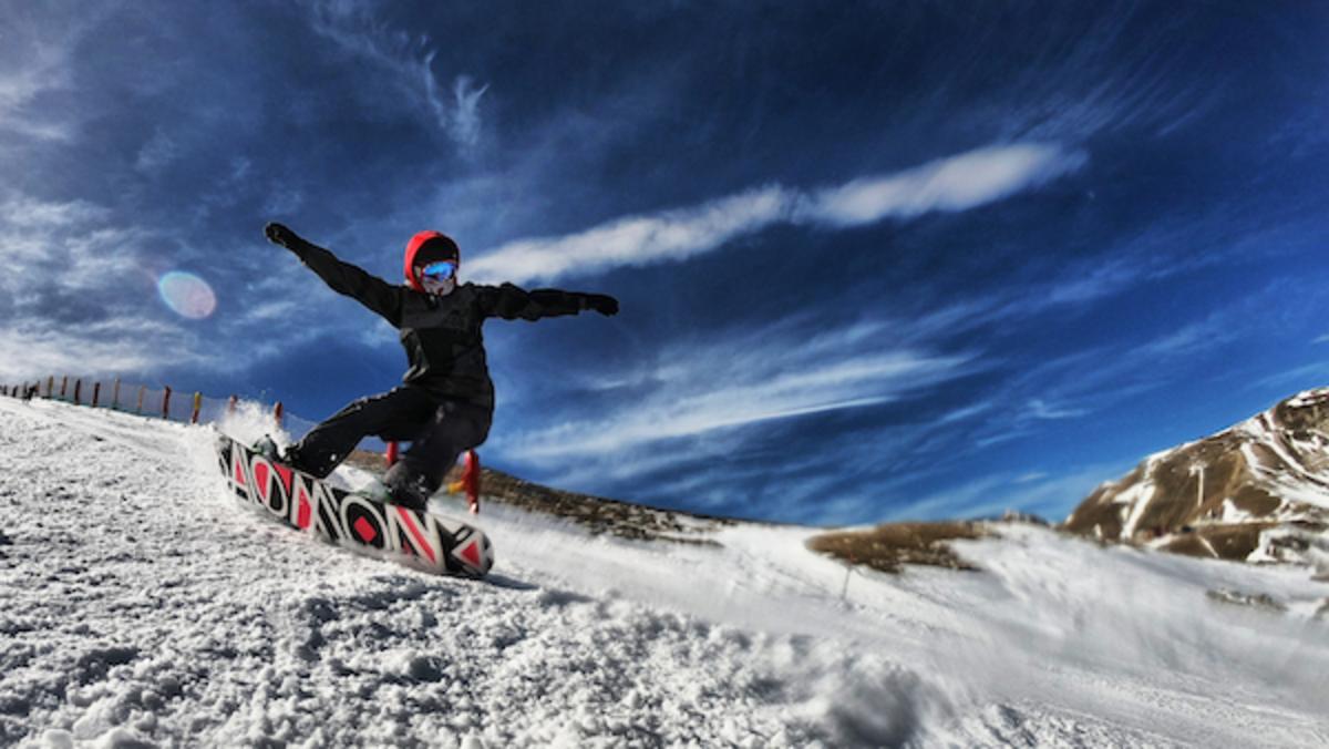 Snowboarding-Script