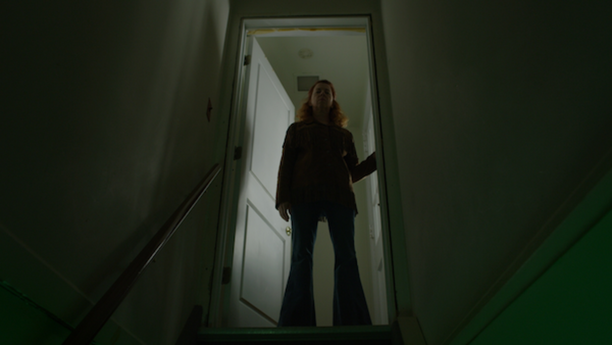Siobhan Fallon Hogan as Barbara O'Brien in Rushed, Vertical Entertainment